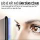 Miếng Dán Kính Cường Lực cho Xiaomi Redmi Note 8 Pro - Full màn hình - Màu Đen - Hàng Chính Hãng