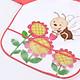 Combo 2 Áo Yếm Ăn Dặm Cho Bé Elepbaby