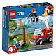 Mô hình Lego City - Cứu Hỏa Tiệc Nướng Barbecue 60212
