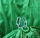 Lưới Võng Xếp Cao Cấp Cán Thép Bản Rộng Siêu Dầy nặng 1,4kg màu Xanh Lá