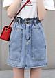 Chân Váy Jean Nữ Hàn Quốc 530