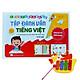 Sách Tập Đánh Vần Tiếng Việt Cho Trẻ Từ 4 Đến 6 Tuổi Tập Đọc Và Tư Duy Ngôn Ngữ Tặng Kèm Đàn Mini