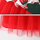 Váy Bé Gái Kèm Phụ Kiện Dâu DA165