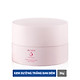 Bộ kem dưỡng trắng da ban đêm Senka (White Beauty Glow Gel Cream 50g + Perfect White Clay 120g)