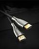 Cáp HDMI 2.0 Carbon chuẩn 4K@60MHz mạ vàng cao cấp dài 5m UGREEN HD131 50110 - Hàng Chính Hãng