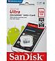 Thẻ Nhớ Sandisk Micro SDXC Ultra 128GB (80MB/s) - Hàng Nhập Khẩu