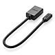 Cáp chuyển đổi micro HDMI đực sang HDMI cái dài 20cm UGREEN 20134 (màu đen) - Hàng chính hãng