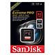 Thẻ nhớ SDXC SanDisk Extreme Pro UHS-II U3 32GB 300MB/s - Hàng Chính Hãng