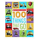 Scholastic 100 Things That Go