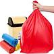 1kg - Túi đựng rác gia đình , Bao đựng rác văn phòng 3 màu size trung 55x65
