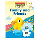Scholastic Learning Express Social Studies K1: Family and Friends