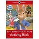 Peter Rabbit: Goes to the Island Activity Book – Ladybird Readers Level 1