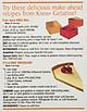 Bột gelatine làm bánh làm kẹo dẻo combo 10 gói mỗi gói 7gram