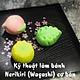 Unica - Khóa Học Kỹ Thuật Làm Bánh Nerikiri (Wagashi) Cơ Bản