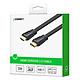 Cáp HDMI 2.0 Dẹt Dài 3m Hỗ Trợ 4K@60Mhz Ugreen 50820 - Hàng Chính Hãng