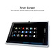 Q88 7inch Quad-core Tablet Business Tablet with Android4.4 System 1024*600 Resolution 512MB+8GB White US Plug