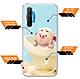 Ốp lưng dẻo cho điện thoại Realme XT - 0050 PIG17 - Hàng Chính Hãng