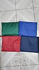 Áo mưa dây kéo vải dù tổ ong chống thấm ( nhiều màu)