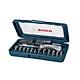 Bộ máy khoan động lực Bosch GSB 550 FREEDOM SET 90 chi tiết + Bộ vặn vít đa năng Bosch 46 món