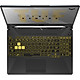 Laptop Asus TUF Gaming A15 FA506II-AL012T (AMD Ryzen R5-4600H/ 8GB DDR4 3200MHz/ 512GB PCIe Gen3x2/ GTX 1650Ti 4GB/ 15.6 FHD IPS 144Hz/ Win10) - Hàng Chính Hãng