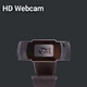 USB Webcam Video Camera 2MP 1080P High-definition HD Camera Plug and Play Camera Autofocus with Noise Cancelling