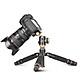 Chân máy ảnh tripod du lịch QZSD Q166 gấp gọn 20cm chịu lực 3kg