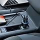 Adapter Sạc Xe Hơi 2 Cổng Anker PowerDrive+ Speed 49.5W Tích Hợp Cổng USB Type-C / Power IQ 2.0 Hỗ Trợ Power Delivery PD - A2229 - Hàng Chính Hãng