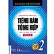 Sách Giáo Trình Tiếng Hàn tổng hợp dành cho người Việt Nam - sách bài tập sơ cấp 2