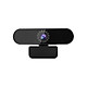 1080P 2MP High-Definition Wide-angle Webcam Video Conference 30fps Web Cam USB Plug & Play Noise-reduction Microphone HD