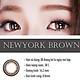 [Một miếng] Kính Áp Tròng Dùng 6 Tháng Eye Secret KM6T - Newyork Brown