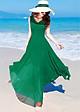 Đầm Maxi Cổ V Cao Cấp S270019