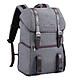 K&F CONCEPT Large Capcity Camera Backpack Photography Storager Bag for SLR DSLR Camera Laptop Grey