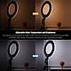 Đèn LED Tròn Viltrox VL-600T Điều Khiển Từ Xa (3300K-5600K)