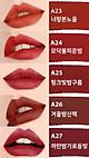 Son Black Rouge Air Fit Velvet Tint Ver.5 Bam tặng kèm mặt nạ 3W CLINIC mùi ngẫu nhiên