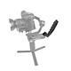 Gimbal Stabilizer Versatile Handle Hand Grip Extension Rod Holder Aluminum Alloy with Mini Magic Arm Strap Compatible