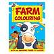 Sách tô màu Farm Colouring