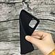 Ốp lưng dẻo mỏng dành cho Samsung Galaxy A51 - Dẻo màu đen.