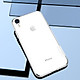 Ốp lưng dẻo dành cho iPhone XR hiệu Nillkin (Trong suốt) - Hàng chính hãng