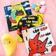 """Set 3 cuốn Ehon """"Chơi cùng cáo Ken"""" - Ehon Nhật Bản cho bé 0-6 tuổi phát triển ngôn ngữ"""