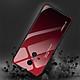 Ốp lưng cho Xiaomi Redmi 5 Plus gương cứng 2 màu Gradient Ver 2 , viền TPU dẻo đen