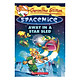 Geronimo Stilton Spacemice Book 08: Away In A Star Sled