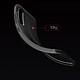 Ốp lưng Silicon Auto Focus giả da, chống sốc dành cho Samsung A50 - Hàng Chính Hãng