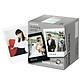Hộp Film Cho Máy Chụp Ảnh Lấy Ngay Fujifilm Instax SQUARE SQ20 SQ10 (30 Tấm) - Khung Trăng Đen