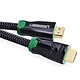 Cáp HDMI 10.2Gbps 19 + 1 thuần đồng đầu hợp kim dài 8m HD126 10295 (đen) - Hàng chính hãng