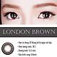 [Một miếng] Kính Áp Tròng Dùng 3 Tháng Eye Secret KM3T - London Brown