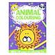 Sách tô màu Animal Colouring