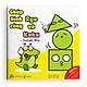 Điều kỳ diệu của hình khối - Combo 3 cuốn Ehon Nhật Bản cho bé 0-6 tuổi