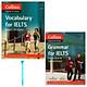 Combo Collins Grammar For IELTS (Kèm CD) và Collins English For Exams - Vocabulary For IELTS (Kèm CD) ( Tặng Kèm Viết )