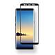 Miếng dán kính cường lực Full màn hình 3D Arc cho Samsung Galaxy Note 8 Baseus (Đen) - Sản phẩm chính hãng