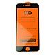 Kính cường lực 11D cho iPhone 7 Plus - 8 Plus Full viền Đen - Trắng